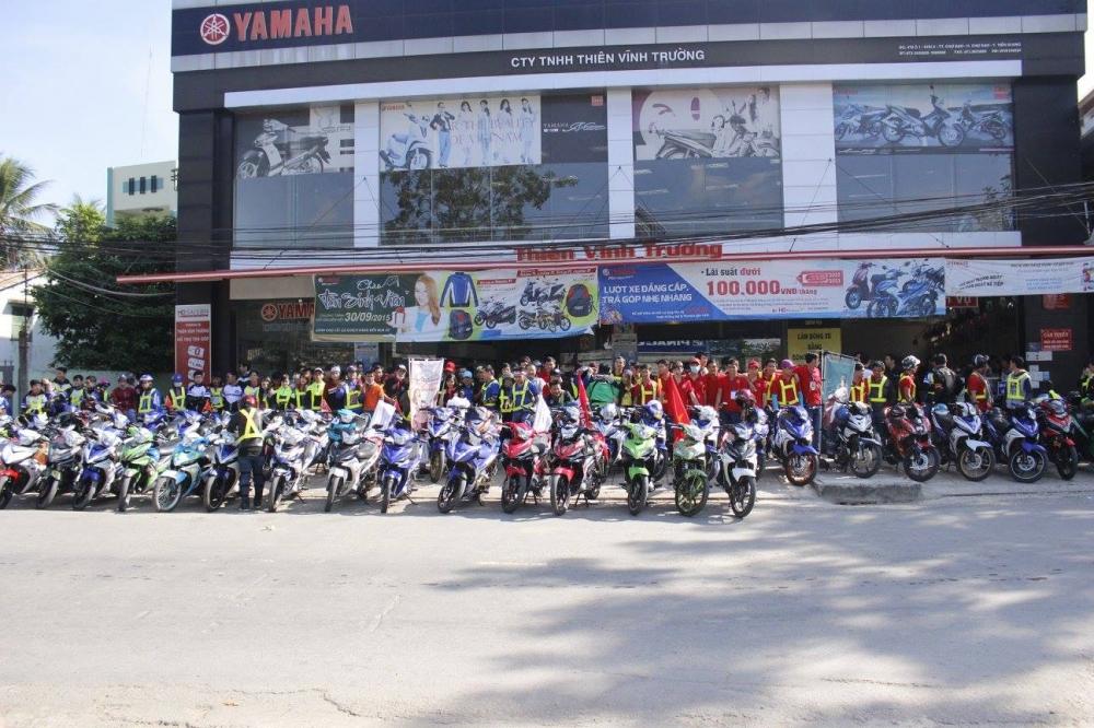 Chuong trinh tu thien tam long bikerchia se yeu thuong tai cho gao - 4