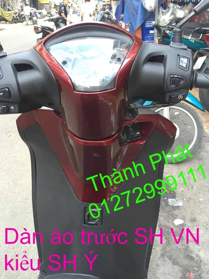 Chuyen Phu tung va do choi SH VN 2013 Gia tot Up 12 7 2015 - 49