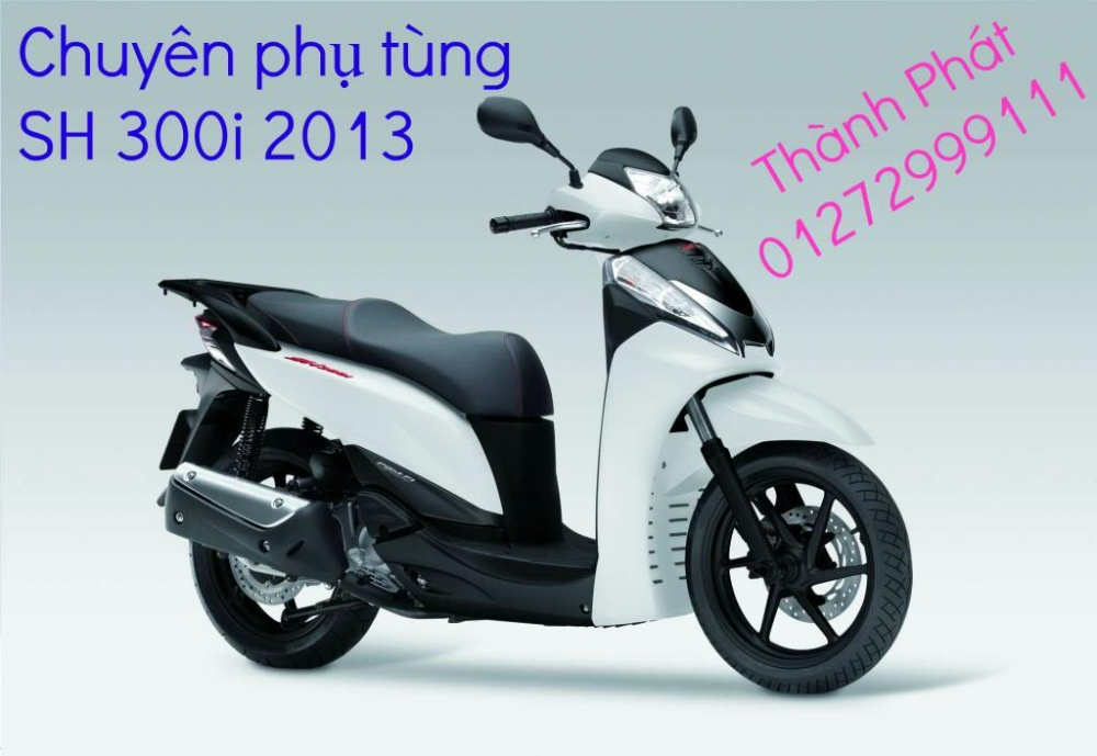 Chuyen phu tung zin Do choi xe SH 300i 2008 SH300i 2013 Freeway 250 nut tat may SH 300i Bao t - 32