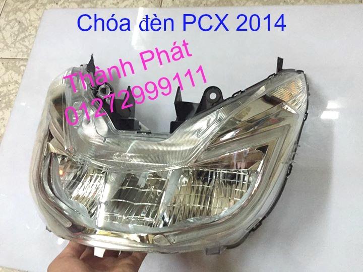 Chuyen Phu tung Zin Honda PCX Thailan va VN doi 2011 doi 2014 day du het do mu va do may Gia tot u - 7