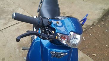Dinh gia chiec Wave S100 tam huyet cua biker dam me - 3