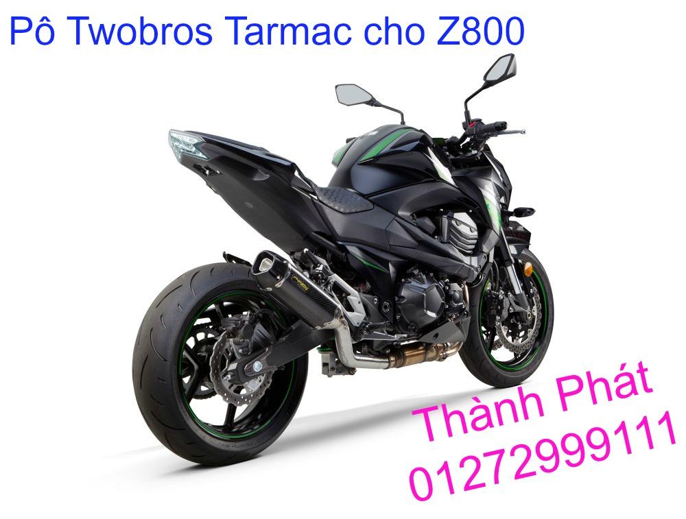 Po Twobros Hang chinh hang cho Ninja 300 R3 MSX125 Z800 Z1000 CBR1000 - 17