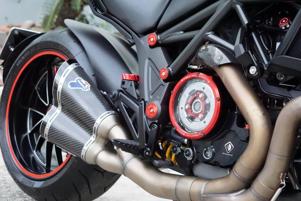 Ducati Diavel 2015 do kieng day manh me va hap dan - 6