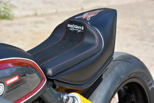 Ducati Scrambler phien ban do dac biet cua WalzWerk Racing - 9