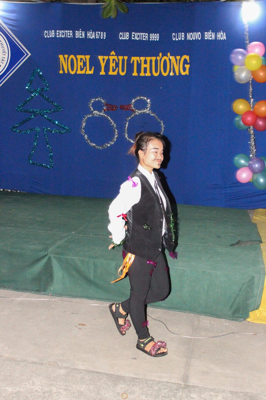 Noel Yeu Thuong chuong trinh thien nguyen cua CLB Exciter Bien Hoa 6789 - 11