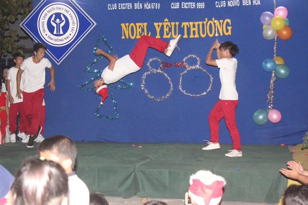 Noel Yeu Thuong chuong trinh thien nguyen cua CLB Exciter Bien Hoa 6789 - 13