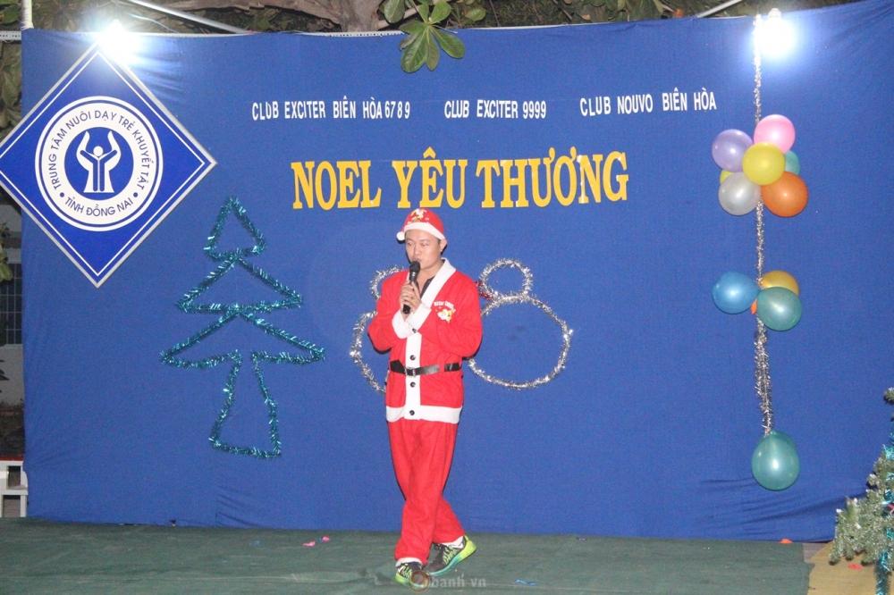 Noel Yeu Thuong chuong trinh thien nguyen cua CLB Exciter Bien Hoa 6789 - 21