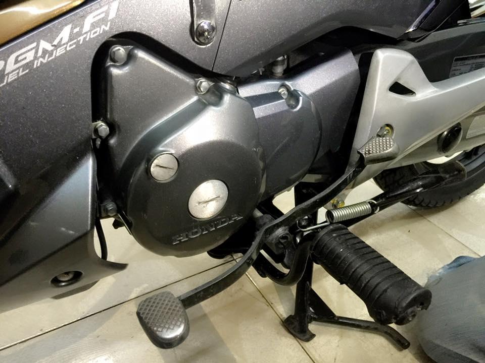 Honda future X 125fi banh mam xe cop bstp - 3