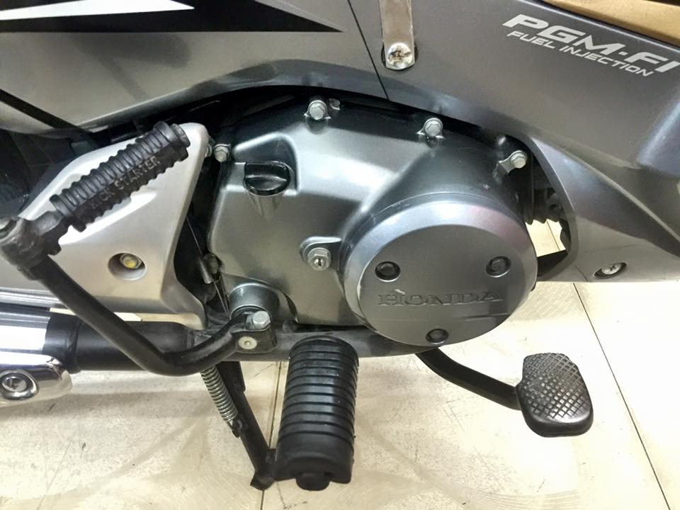 Honda future X 125fi banh mam xe cop bstp - 5