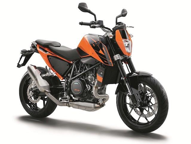 KTM Duke 690 2016 chinh thuc ra mat voi nhieu nang cap vuot troi - 2
