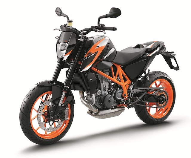 KTM Duke 690 2016 chinh thuc ra mat voi nhieu nang cap vuot troi - 4