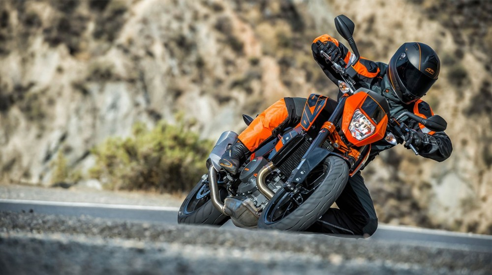 KTM Duke 690 2016 chinh thuc ra mat voi nhieu nang cap vuot troi - 5