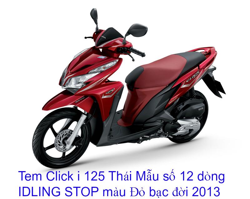 Chuyen Phu tung CLick thai 2013 Su Hayate thai va VN Gia tot - 47
