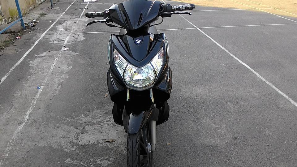 Suzuki Hayate 125 doi 2009 xe dep zinbstpchinh chu - 3