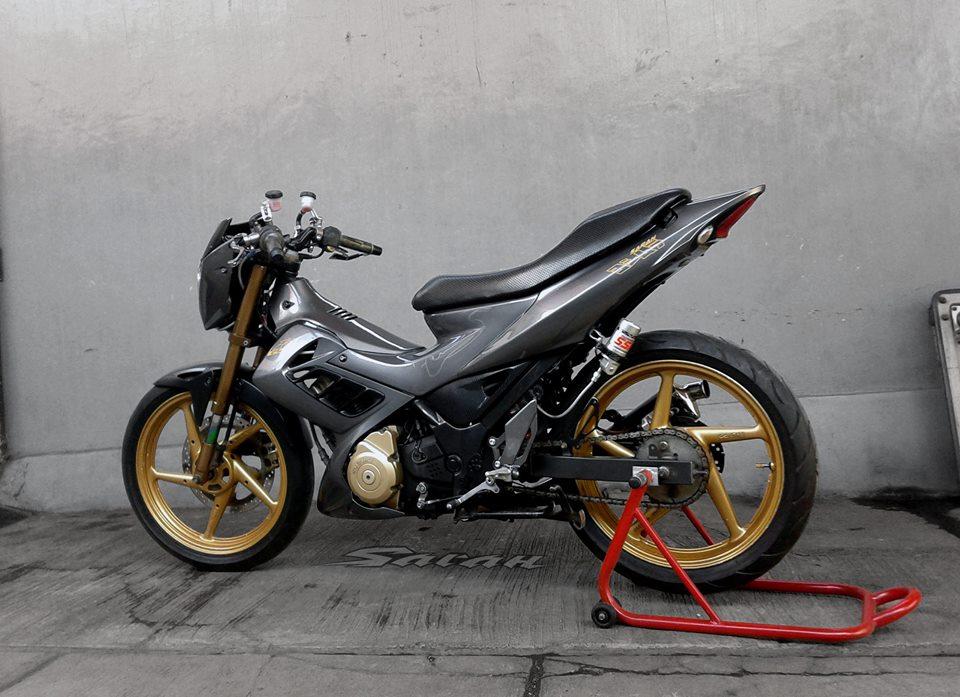 Suzuki satria do kieng phien ban limited - 4