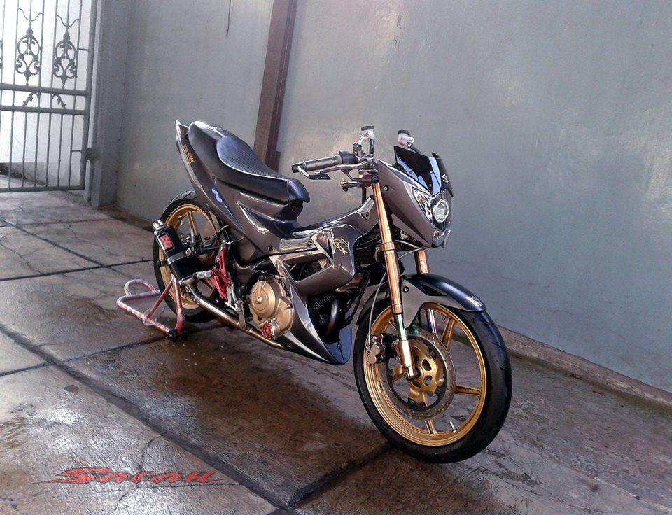 Suzuki satria do kieng phien ban limited - 5