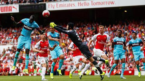 Tan cong nhieu khong ghi ban Arsenal da phai tra gia