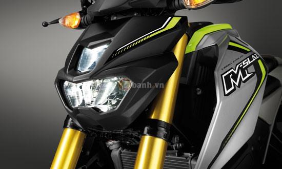 Thong so Yamaha MSlaz 2016 tuong tu R15 - 2