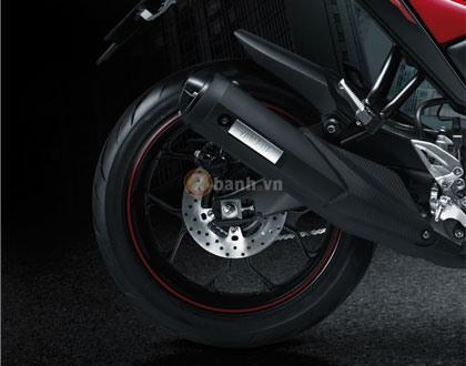 Thong so Yamaha MSlaz 2016 tuong tu R15 - 6