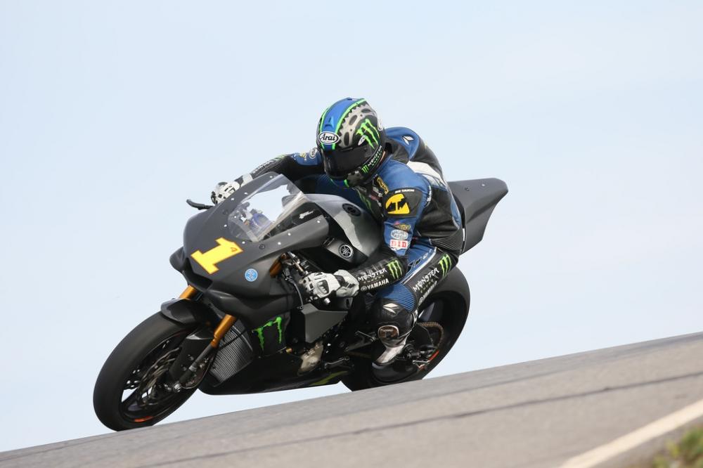 Yamaha quay lai duong dua WSBK nam 2016 - 2
