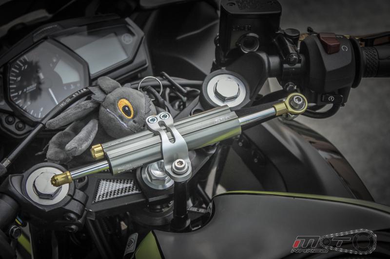 Yamaha R3 do dam chat the thao voi phien ban Boushi - 7