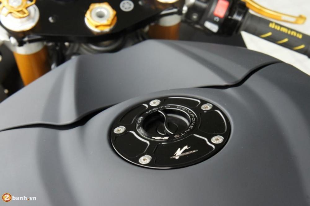 Yamaha R6 sieu chat voi phien ban do Racing - 11