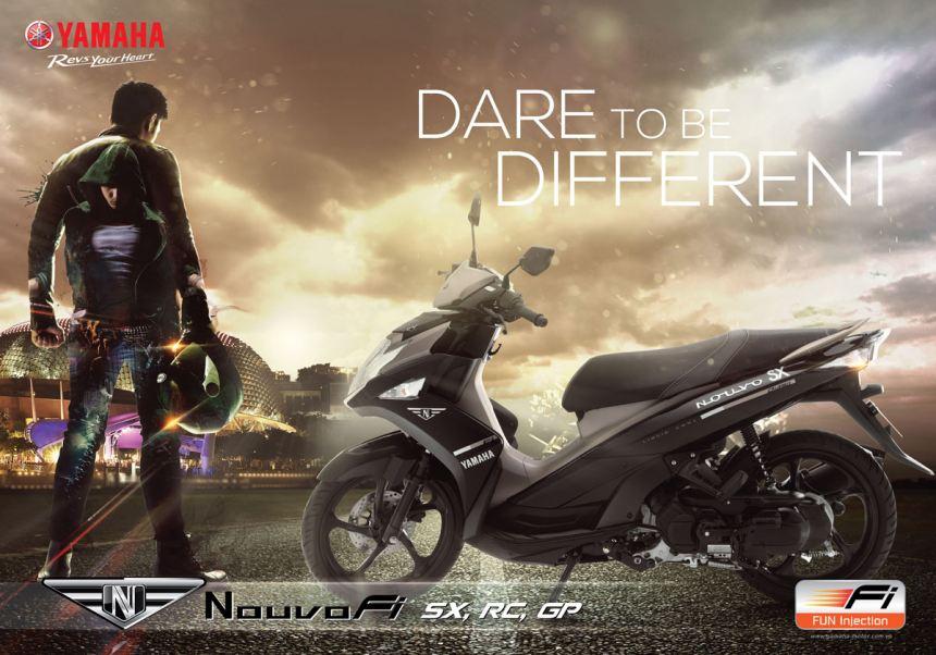 Yamaha Viet Nam chinh thuc ra mat Nouvo Fi 2016
