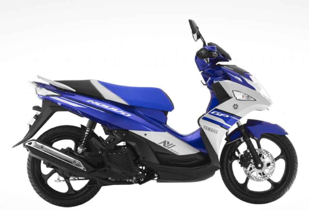 Yamaha Viet Nam chinh thuc ra mat Nouvo Fi 2016 - 3