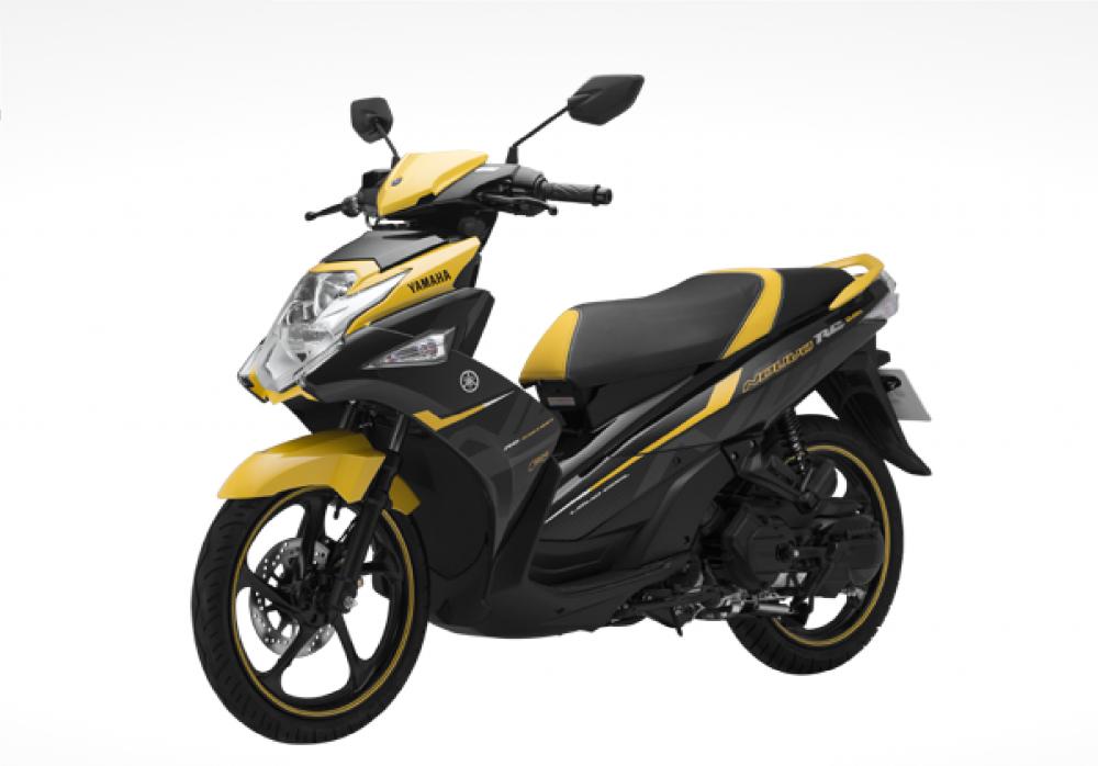 Yamaha Viet Nam chinh thuc ra mat Nouvo Fi 2016 - 4