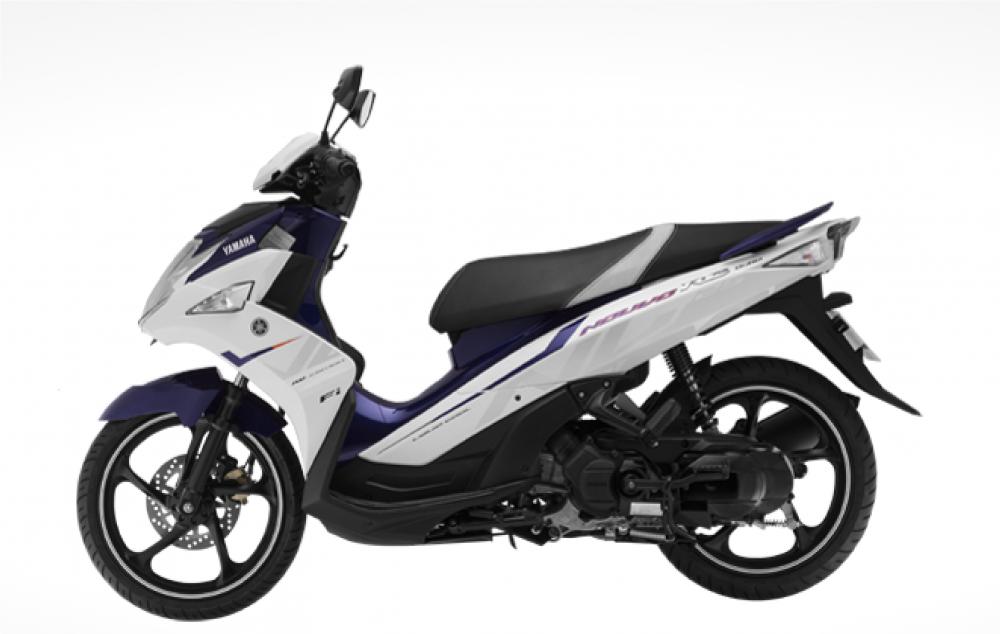 Yamaha Viet Nam chinh thuc ra mat Nouvo Fi 2016 - 5