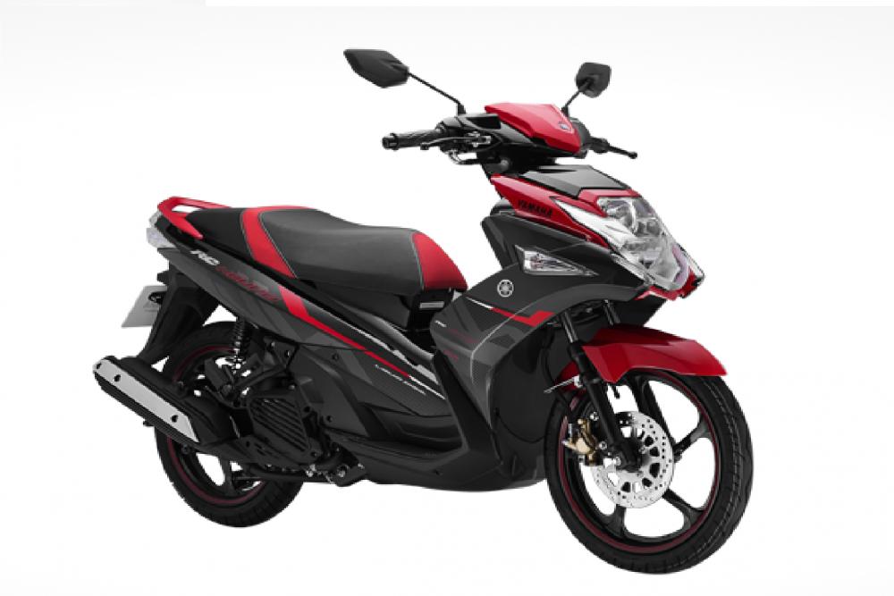 Yamaha Viet Nam chinh thuc ra mat Nouvo Fi 2016 - 6