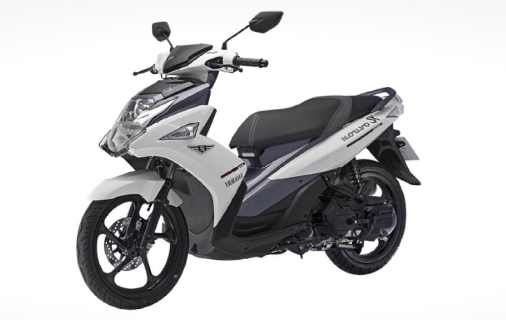 Yamaha Viet Nam chinh thuc ra mat Nouvo Fi 2016 - 7