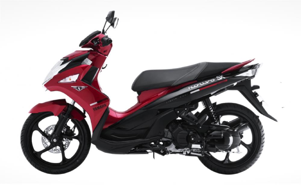 Yamaha Viet Nam chinh thuc ra mat Nouvo Fi 2016 - 9