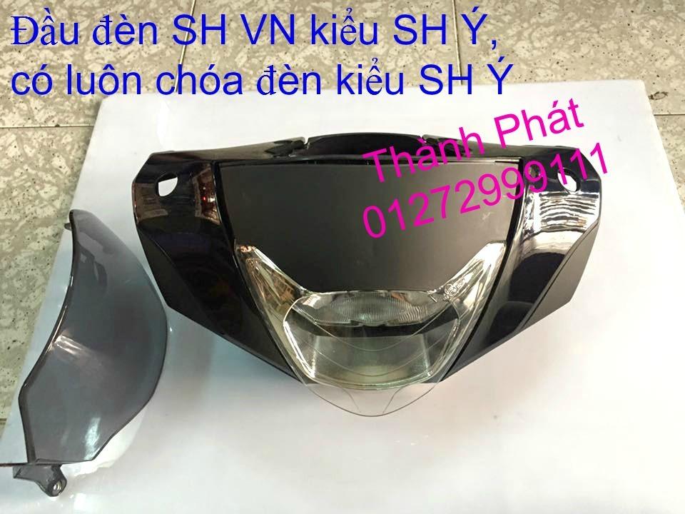 Chuyen Phu tung va do choi SH VN 2013 Gia tot Up 12 7 2015 - 4