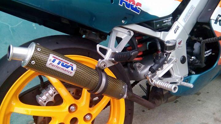 Honda Nsr Sp150 do duoi yen solo do choi Tyga heo Brembo BMW - 3