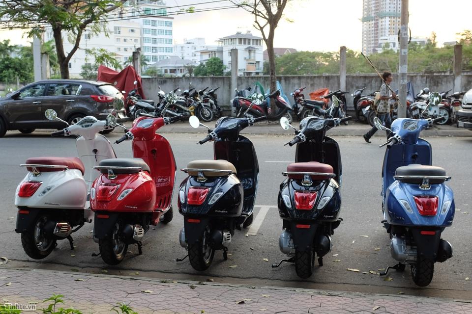 Piaggio Viet Nam ra mat Liberty ABS gia tu 555 trieu dong - 19
