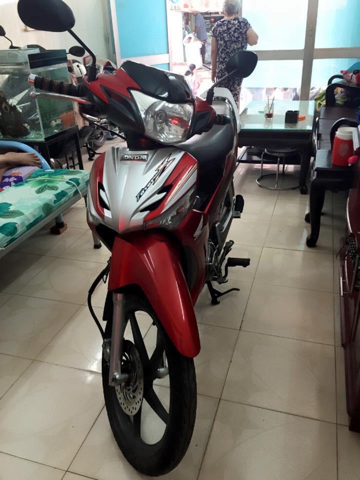 Honda future X 125fi do den banh mam chinh chu - 5