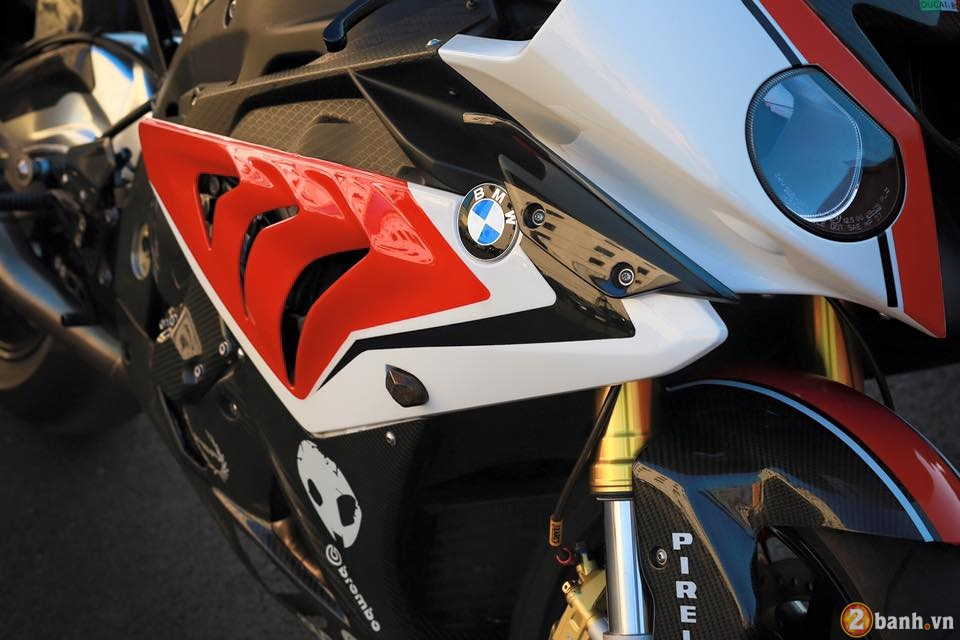 BMW S1000RR 2014 do cua mot dan choi xe Thai Lan - 2