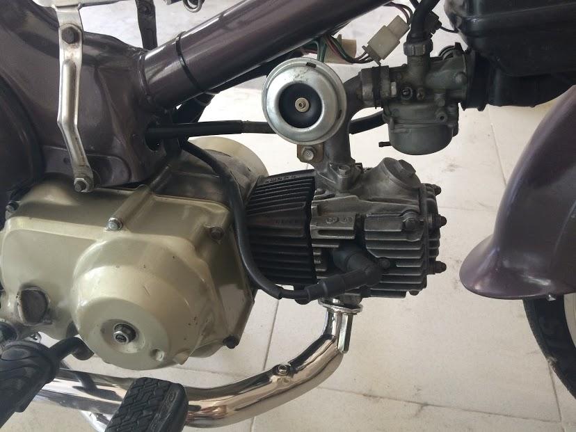 Can ban Cub 81 50cc Bstp - 3