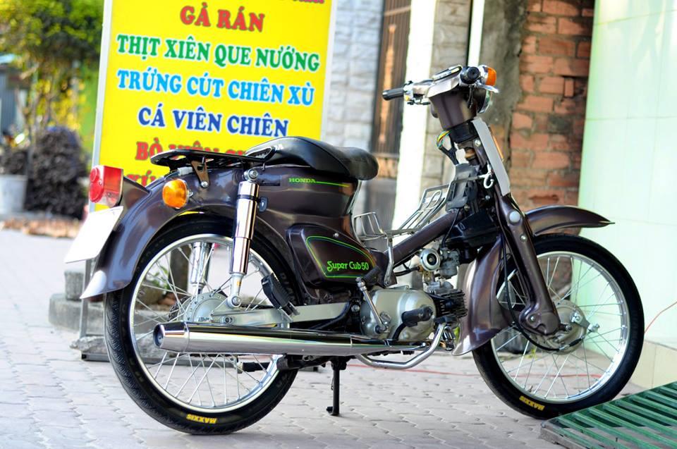 Can ban Cub 81 50cc Bstp