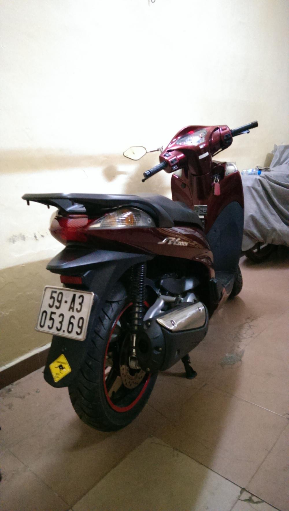 Can ban Honda SH 300i 2009 - 4
