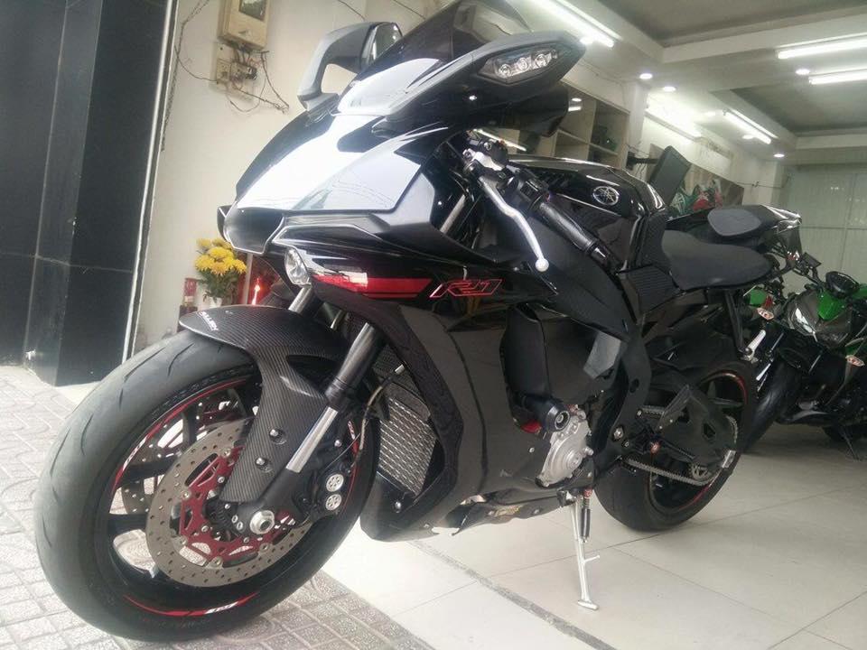 Can ban R1 Chau phi ABS 72015 odo 3568km xe leng keng - 2