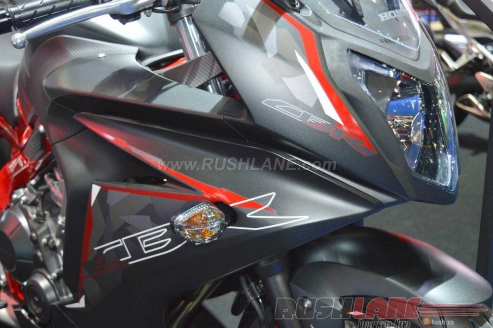 Can canh Honda CBR650F phien ban dac biet tai Bangkok Motor Show 2016 - 8