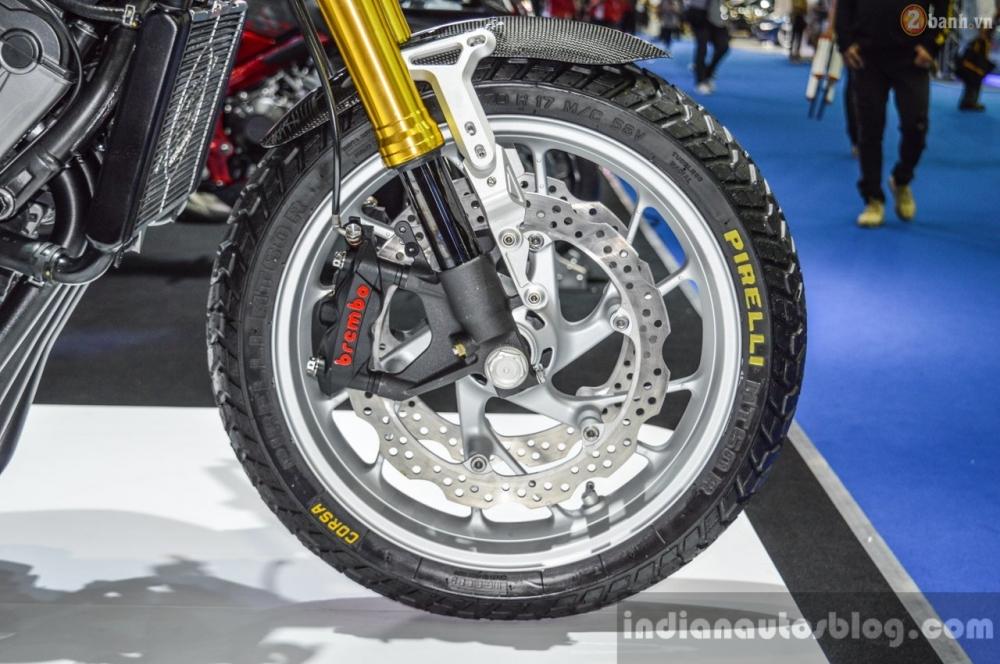 Chi tiet Honda CB650 Scrambler Concept tai Bangkok Motor Show 2016 - 5