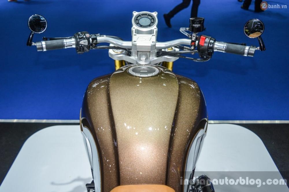 Chi tiet Honda CB650 Scrambler Concept tai Bangkok Motor Show 2016 - 9