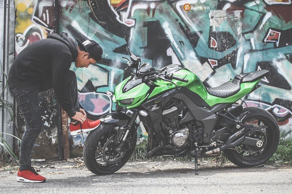 Chien binh duong pho Kawasaki Z1000 va vu dieu duong pho Hip Hop - 2