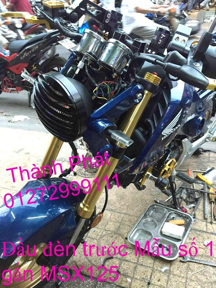 Chuyen phu tung zin va Sen Nhong Dia Honda CB250 CB125 RebeL LA 250 CD125 Yamaha Virago - 27