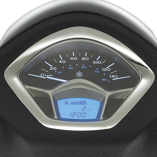 Danh gia Piaggio Liberty ABS Gia xe va chi tiet hinh anh - 3