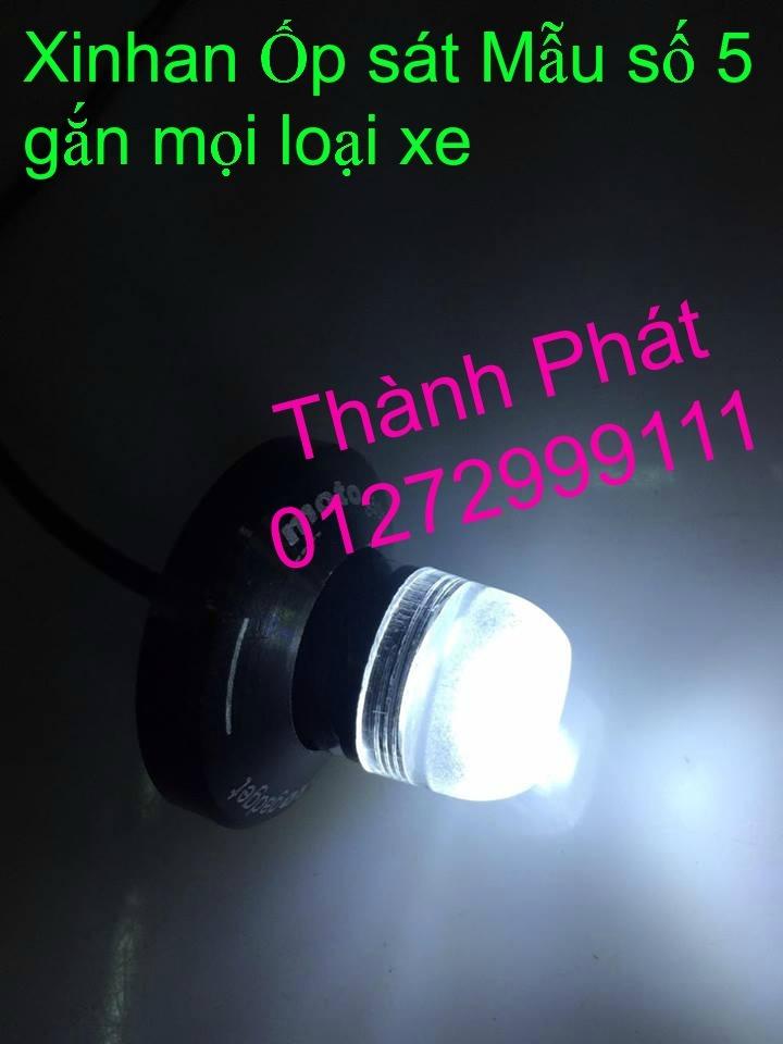 Do choi Exciter 150 tu A Z Po do Chan bun sau kieng kieu Bao tay Tay thang Xinhan kieu S - 45