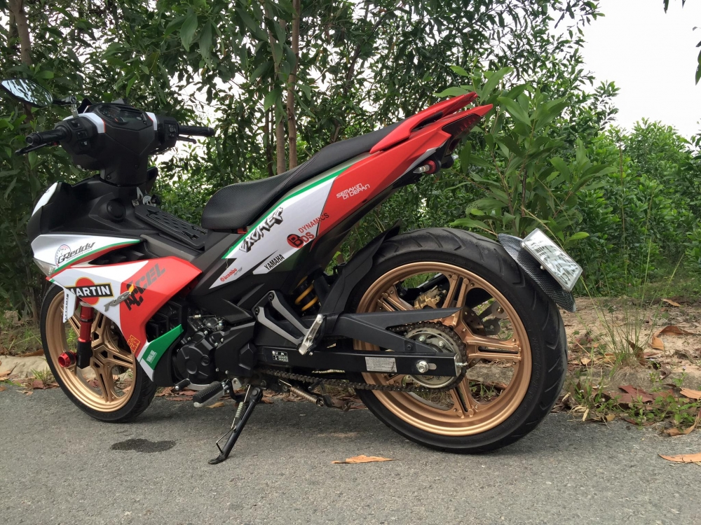 Exciter 150 kieng nhe cho ver moi - 2